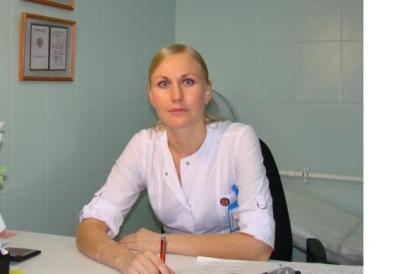 Фото Салямкина Елена Владимировна